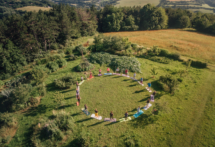 Letný shiatsu camp