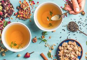 Byť ženou nebolí 3 – bylinné čajové zmesi